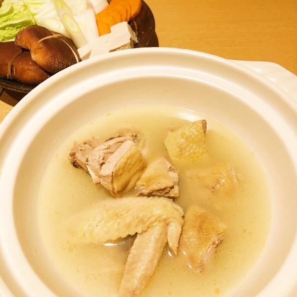 青森シャモロック水炊き